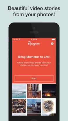 The Flipagram App Turns Instagram Photos into Cool Video Flipbooks