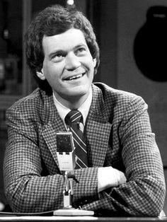 David Letterman (born April 12, 1947)