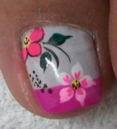 Pin by linda on pretty nails toe nail designs pedicures Toe Nail Art, Toe Nails, Pink Nails, Glitter Nails, Acrylic Nails, Pretty Nail Colors, Pretty Nail Designs, Pretty Nails, Pedicure Designs