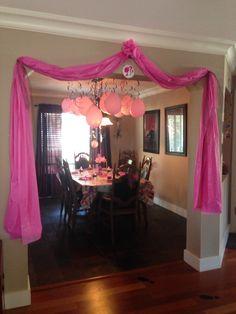 Barbie spy squad party