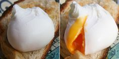 """Poached eggs are my """"go to"""" order at a diner- it's about time I learn to make them at home."""