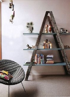 Oooo-mmmm--ggggg....jeeze..upcycling, to     me, creates much more authenticity:)