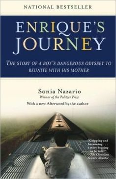 """From a Pulitzer-Prize winning author comes an astonishing true bestseller about the unbreakable bond between mother and son. All alone, young Enrique travels across the continent to reunite with the mother he hasn't seen in over a decade. """"Vivid and detailed"""" (Newsday) ($1.99)"""