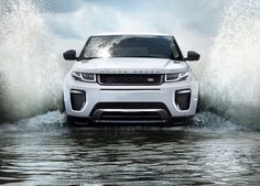 2016 Land Rover Range Rover Evoque Spec
