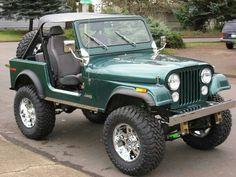 1980 cj7 Jeep