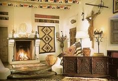 Millicent's Home in Taos, NM