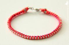 Maak zelf dit DIY armbandje met ballchain - detweakfabriek.nl | DIY bracelet with ballchain