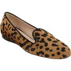 Prada Leopard Ponyhair Loafer Givted
