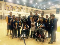 Thursday December 15, 2016 - StephenCurry and the Golden State Warriors are granting a wish for 14 children w/ life-threatening medical conditions, part of the NBA WishInProgress #NBACares program.