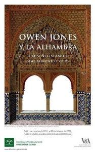 Owen Jones y la Alhambra. Owen JOnes became a major design influence at mid century. During his mid twenties Jones traveled to Spain and the Near east adn made a systematic study of islamic design. Alicante, Owen Jones, Spain Travel, Architecture, The Twenties, Taj Mahal, How To Become, Mid Century, Mirror