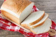 Basic Homemade Bread recipe - the best, most fluffy loaf of homemade white bread! Tastes so much better than store bought!!
