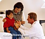 Flu shots triple hospitalization rates in children - but don't expect any straight answers from the government