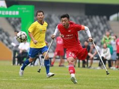 Dubbed the 'Magic Boy' See the One-legged Footballer Wowing Fans Across the Globe