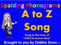 Video: Spalding phonogram A to Z song