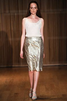 New York Fashion Week, SS '14, Douglas Hannant