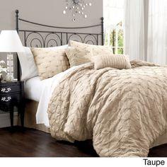 Lush Decor Lake Como 4-piece Comforter Set | Overstock.com