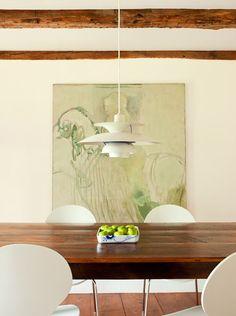 Lámpara PH5 diseñada en el año 1925 por el arquitecto danés Poul Henningsten