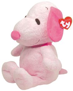 Ty Pluffies Snoopy - All Pink. Official product from Ty's wildly popular beanie babies collection. Look for the familiar heart-shaped tag that means you've purchased an authentic Ty product. Handmade with the finest quality standards in the industry. Collect them all. High quality for a low price.