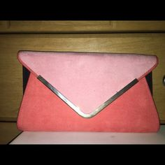 Aldo Clutch New. Also could be worn as a crossbody Bags Crossbody Bags