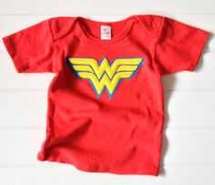 Pink Wonder Woman by dollfacethreads on Etsy