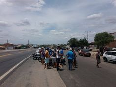 HORA DA VERDADE: URGENTE: Mulher foi atropelada por moto em Riachão...