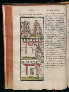 Historia general de las cosas de Nueva España por el fray Bernardino de Sahagún: el Códice Florentino - Biblioteca Digital Mundial