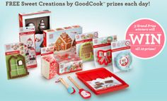 FREE Stuff From Sweet Creations by GoodCook (at 3PM ET Daily)! on http://hunt4freebies.com
