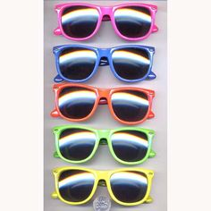 Sunglasses for wedding party