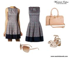 Buenos días!! Hoy os traemos una propuesta sencilla y natural pero elegante y con estilo, todos los detalles y fotos en http://wardrobeweb.com/wardrobe-chic-sensation/ feliz domingo chic@s!! #moda #fashion #dress