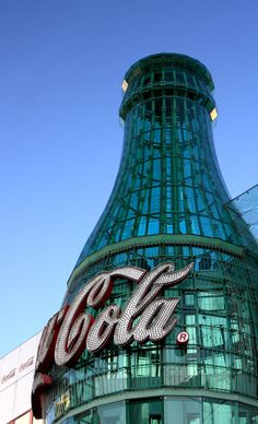 Coca Cola World, Las Vegas
