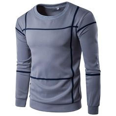 Now in our store: Men Autumn O-neck... Check it out here!http://simplysonya731.net/products/men-autumn-o-neck-long-sleeve-striped-sweatshirt?utm_campaign=social_autopilot&utm_source=pin&utm_medium=pin