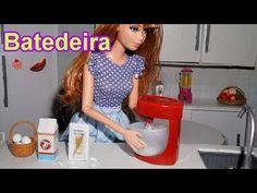 Como Fazer Televisão com Controle Remoto para Barbie e Outras Bonecas - YouTube
