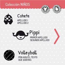 Colección NIÑOS | miomiomio