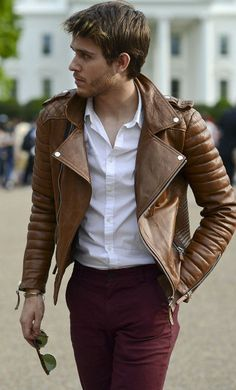#interesting #leatherjacket