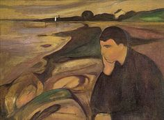 edvard munch biography | artist of my eye: EDVARD MUNCH