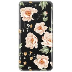 Huawei nova 2 Handyhülle Champagne Roses Teracell Skin - transparent