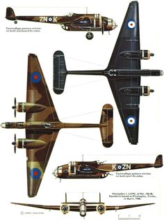 raf hampden - Google Search