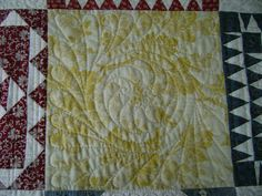 Sarah Morrell Quilt pattern by Di Ford