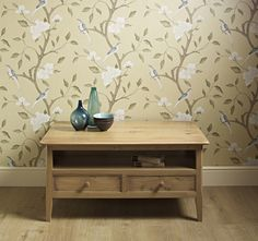 The Ludlow Two Drawer Coffee Table LD 2940. A Beautiful Pippy Oak  Occasional Table.