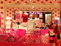 who doesn't love a Victoria Secret store