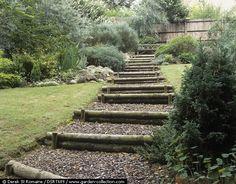 Taludes, desniveles y escaleras en el jardín. - Página 5