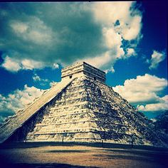 You must see Chichen Itza at least once in your life, though even that is not enough.