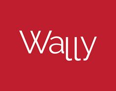 """Check out new work on my @Behance portfolio: """"Wally startup logo"""" http://be.net/gallery/46072343/Wally-startup-logo"""