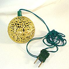 My mom bought this's and drove the whole family crazy 1960s Electronic Chirping Bird Musical Christmas Ornament. Click on the image for more information.