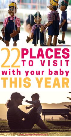 Places to go with babies