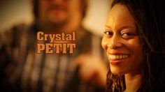 Crystal Petit - Author
