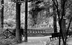 The Grotto is a national Catholic shrine dedicated to Mary.  Portland Oregon.