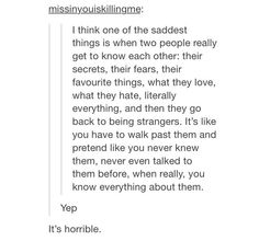 Experiencing this is the worse but totally needed to able to grow and see what you need in life and what u don't.