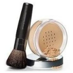 Mary Kay Mineral Powde Foundation   Brush ~ Ivory 1 ** More info could be found at the image url. (This is an affiliate link) #MakeupBrushesTools