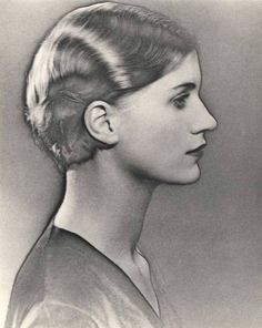 Solarised Portrait of Lee Miller, c.1929 by Man Ray,  [Man crush: When Man Ray met Lee Miller http://www.independent.co.uk/arts-entertainment/art/features/man-crush-when-man-ray-met-lee-miller-8463783.html?action=gallery ]